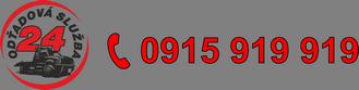 Odťahová služba Logo